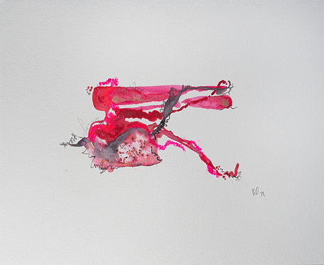 16 Watercolour Mini