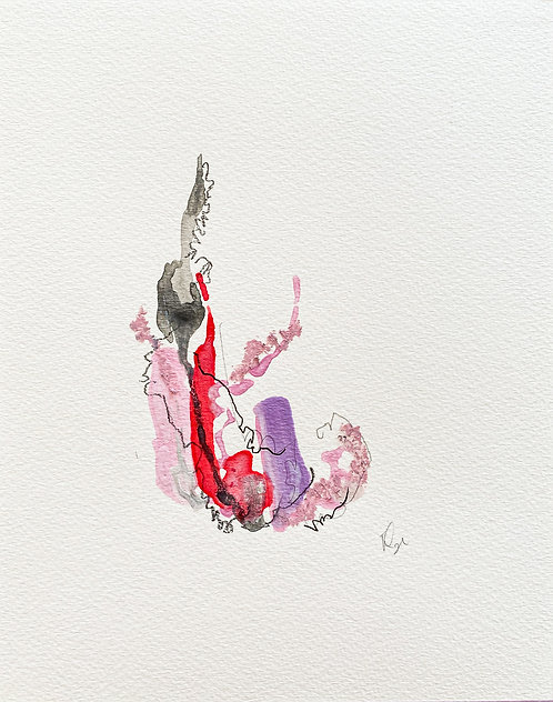 56 Watercolour Mini