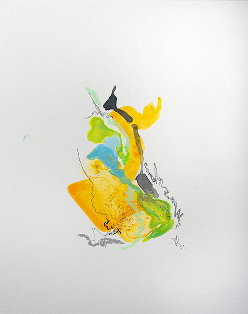 23 Watercolour Mini