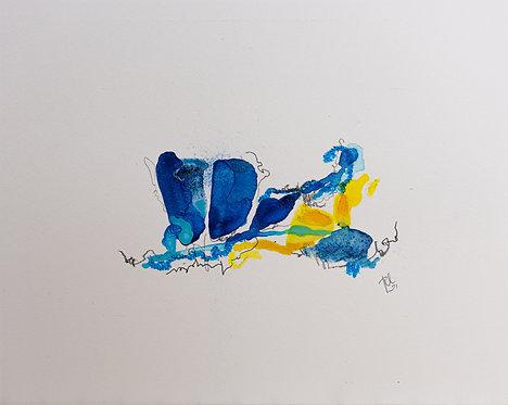 44 Watercolour Mini