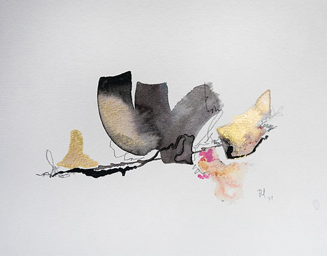 11 Watercolour Mini