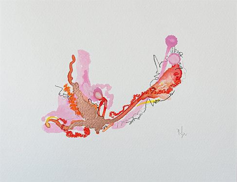 51 Watercolour Mini