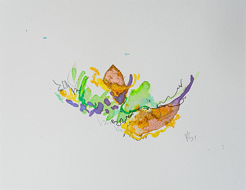 54 Watercolour Mini