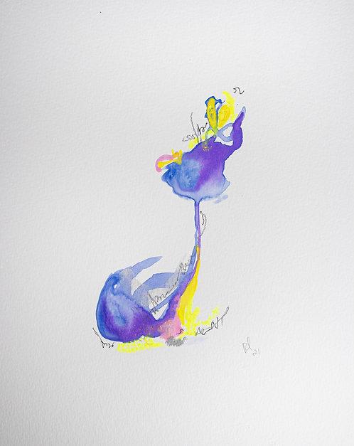 17 Watercolour Mini