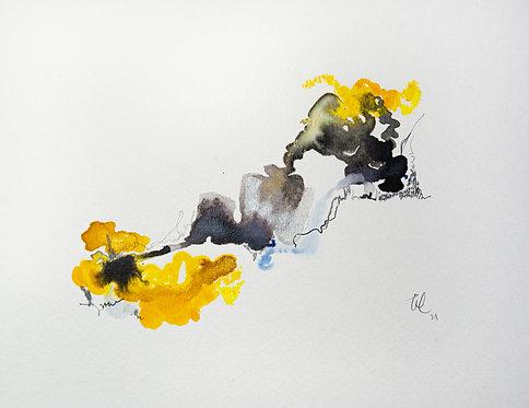 14 Watercolour Mini