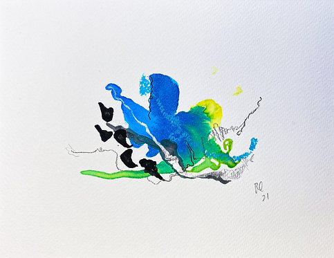39 Watercolour Mini