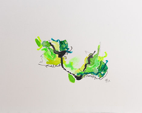 43 Watercolour Mini