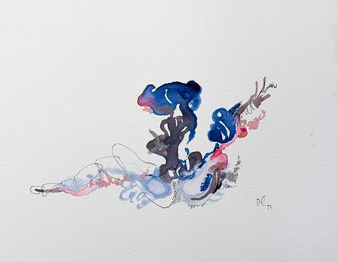 15 Watercolour Mini