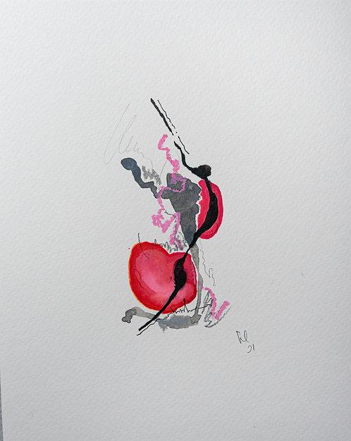 21 Watercolour Mini