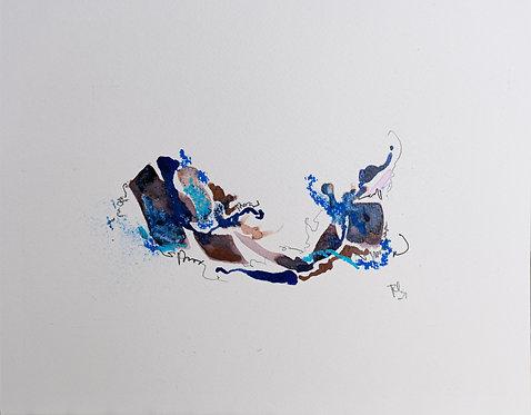 46 Watercolour Mini