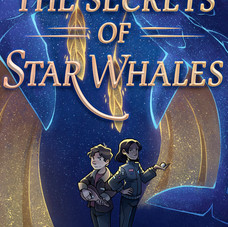 The Secrets of Star Whales by Rebecca Thorne