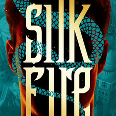 Silk Fire by ZR Ellor