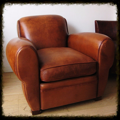Fauteuil Club Henry