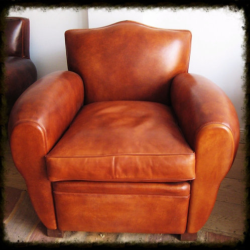 Fauteuil Club Charly