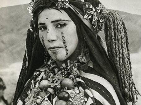 Parures de femmes marocaines