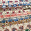 Thumbnail: Tapis Boucherouite vintage 255 x 150