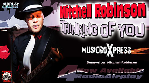 Mitchell Robinson - Thinking Of You 1500