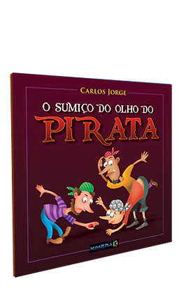 O SUMIÇO DO OLHO DO PIRATA