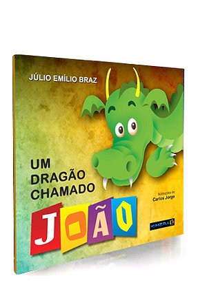 UM DRAGÃO CHAMADO JOÃO