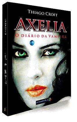 AXELIA - O DIÁRIO DA VAMPIRA