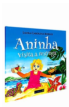 ANINHA VISITA A RESTINGA