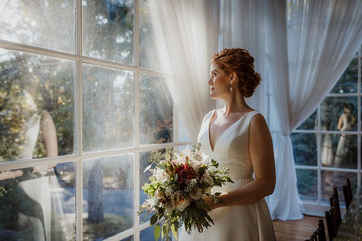 The Estate on Piedmont Wedding