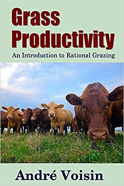 Grass Productivity