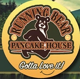 Running BearPancake House, bear spray rentals in Yellowstone National Park