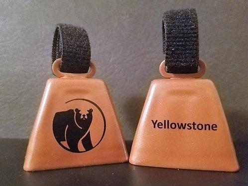 Bear Aware Bear Bells - Set of 2 | 1-7/8″ height, 1-3/4″ diameter