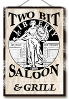 Two Bit Saloon, bear spray rentals in Yellowstone