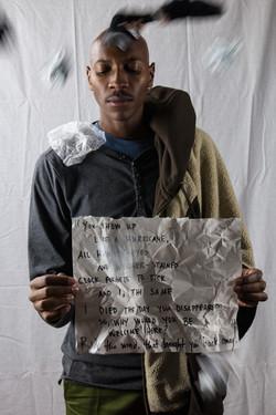 Lyric Inspired Portrait - 2