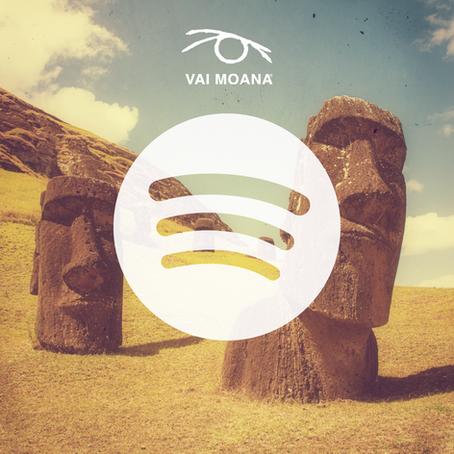 Una playlist con los clásicos de Rapa Nui