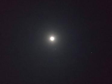10月31日おうし座満月