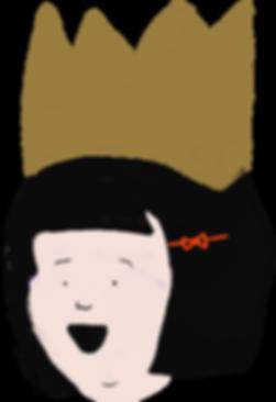 Иллюстрированный принцесса