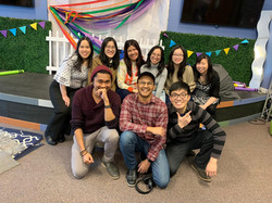 Young Adults of ICCM