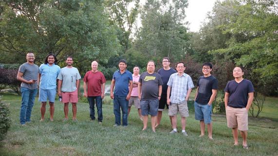 PULSE Men at Ps. Joe's house