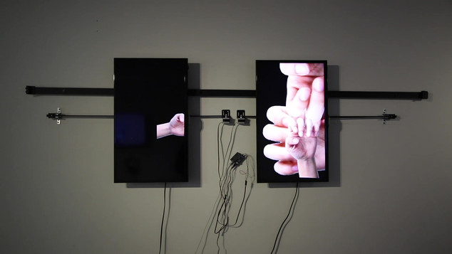 Tap Into Screens // mia yao meng — Technology