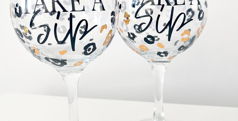 CUSTOM/BESPOKE GIN GLASSES