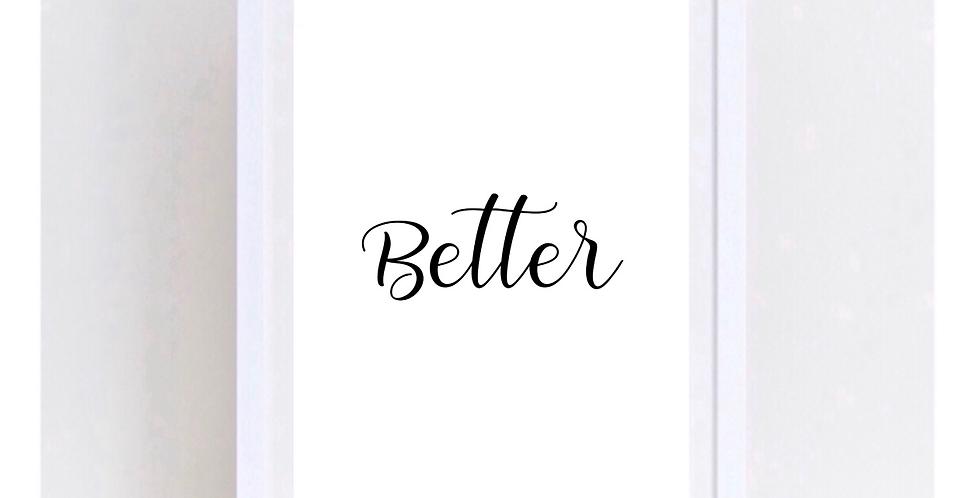 BETTER TOGETHER SET