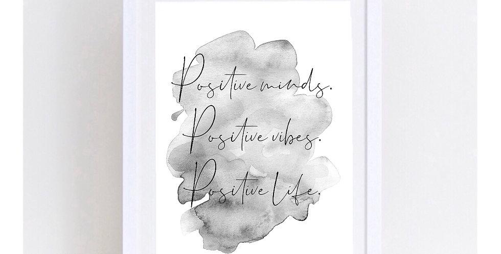 POSITIVE MINDS