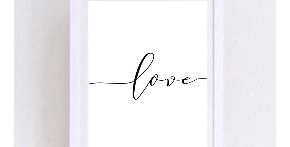 LOVE/INSPIRE/GRATEFUL