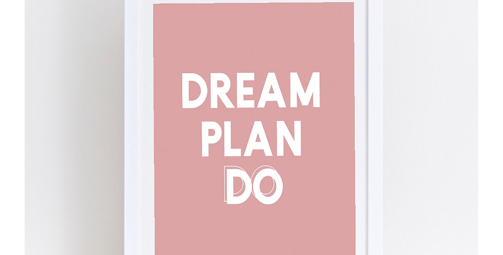 DREAM PLAN DO