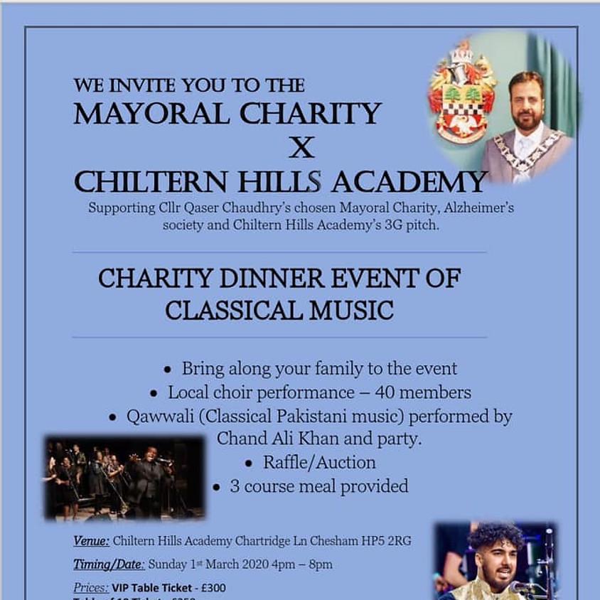 Chesham Mayor's Charity Event