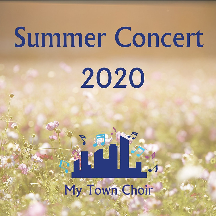 My Town Choir's Summer Concert