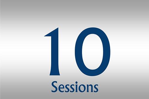 MTC Membership - 10 Sessions