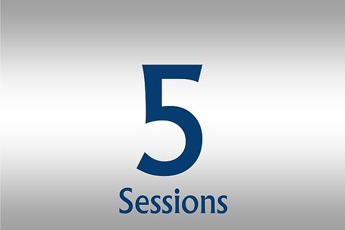MTC Membership - 5 Sessions