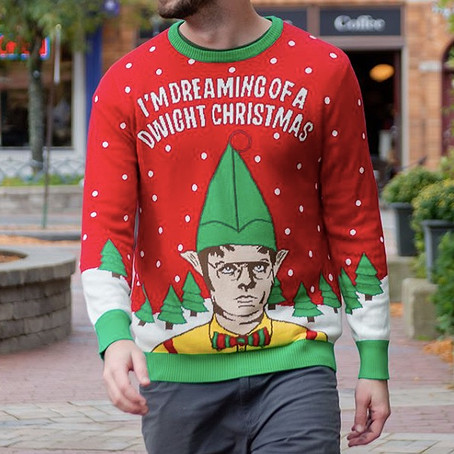 Things Can Only Get Ugly Sweaters