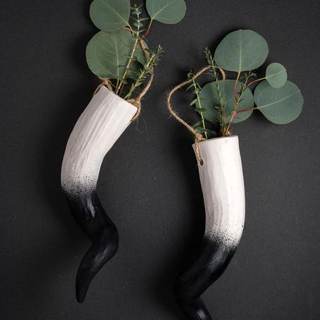 Horns Between Two Worlds