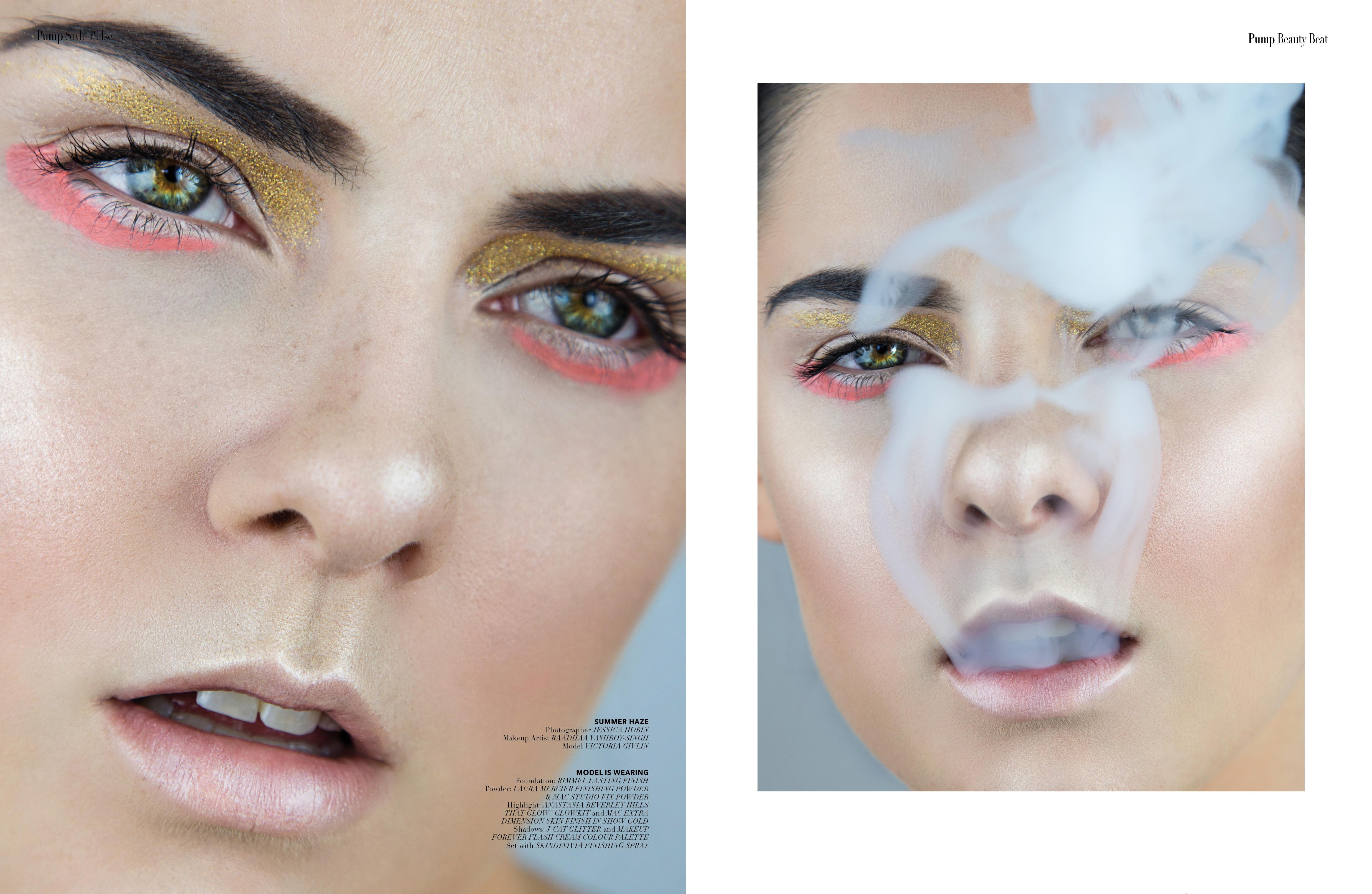 PUMP Magazine - Summer Haze