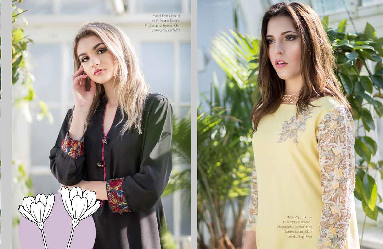 Noura's Couture - iMirage Magazine